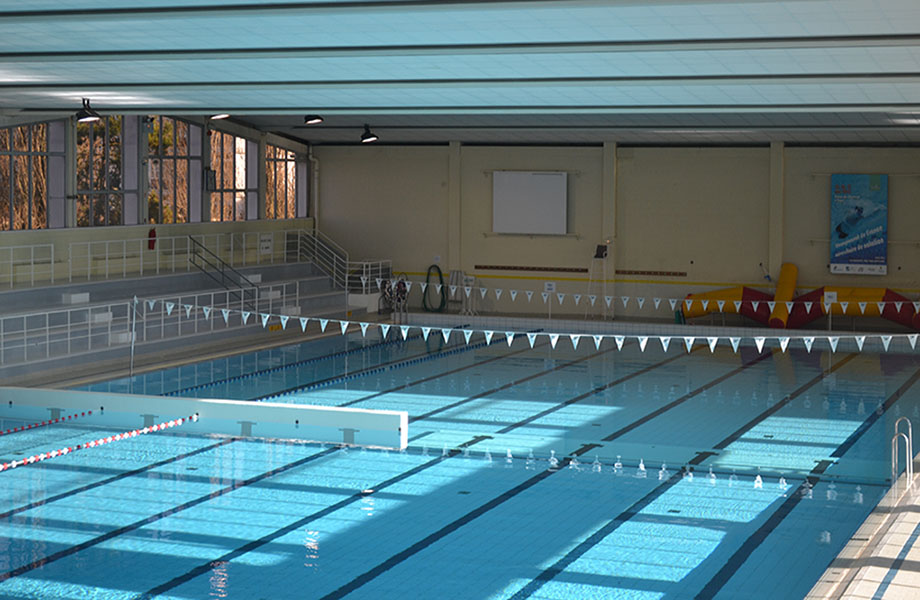 R alisations for Piscine thouars